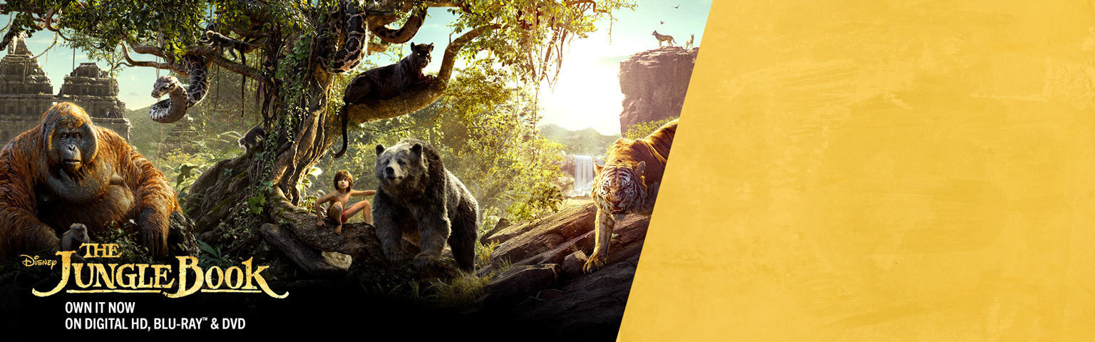 The Jungle Book 2016 - Bring it Home Promo - PH