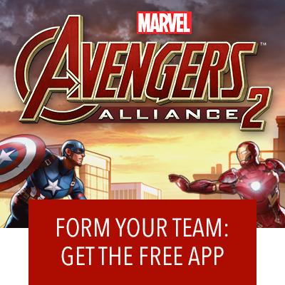 Marvels Avengers Alliance 2: Form Your Team
