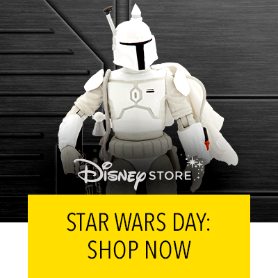 Star Wars Day At Disney Store