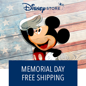 Free Shipping on Memorial Day
