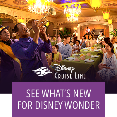 Disney Wonder Enhancements