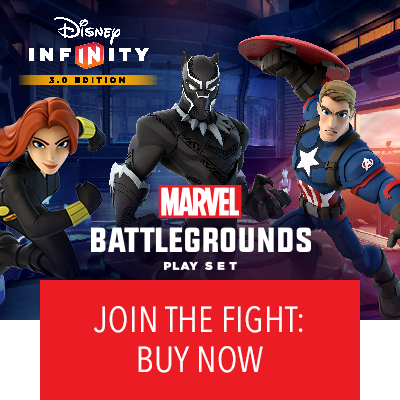 Marvel Battlegrounds Play Set is now available for Disney Infinity 3.0!