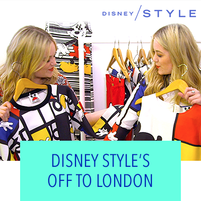 Disney Style - Destination: London