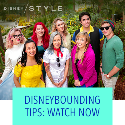 Hero Stream - Disney Style - Disneybounding Tips