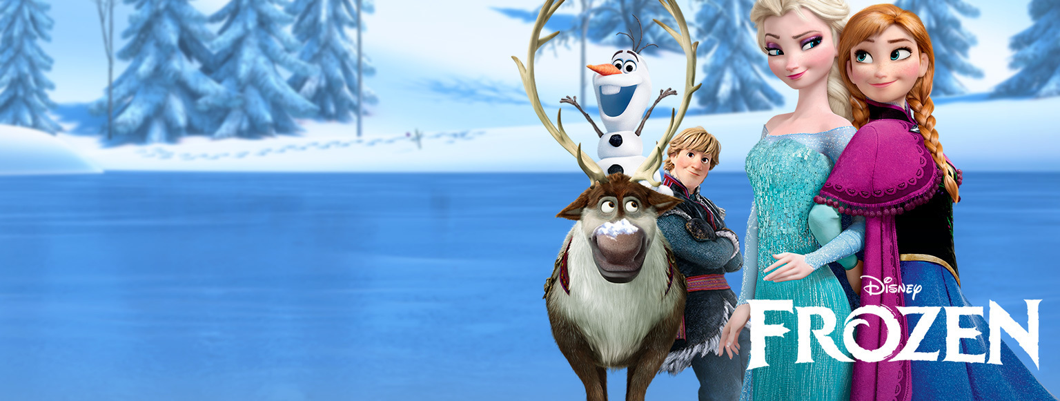Danone Frozen Disney Postres de Fresa - Lo que está de moda