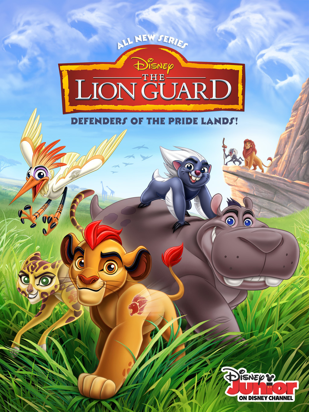 Image result for The Lion Guard