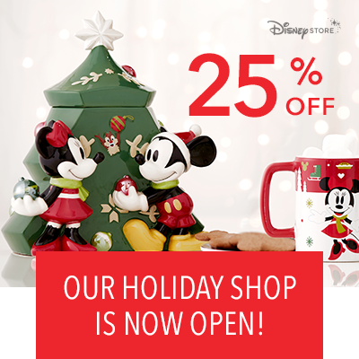25% Off Holiday Décor & More