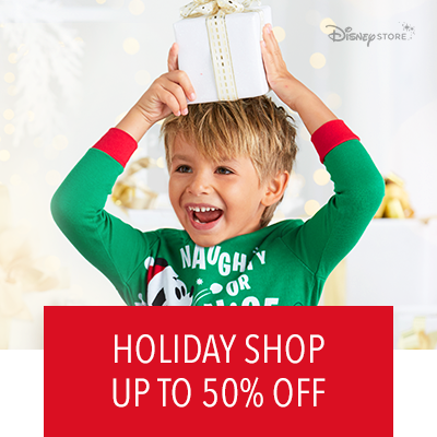 Up to 50% off Holiday Shop