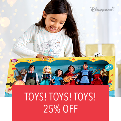 Toys 25% Off