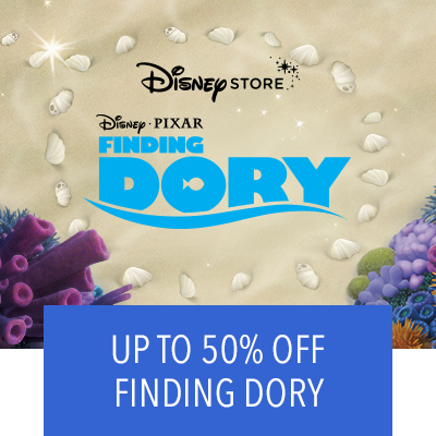 Finding Dory Shop
