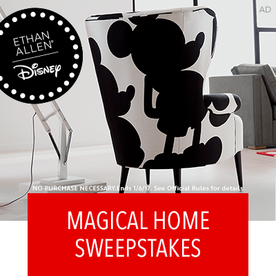 Magical Home Sweepstakes