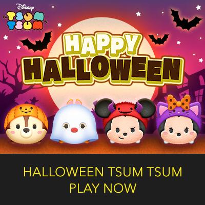 Tsum Tsum Halloween