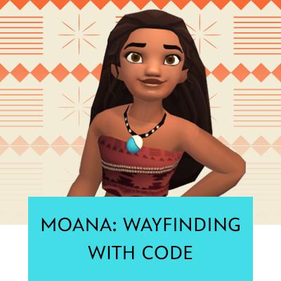 Moana Wayfinding with Code game