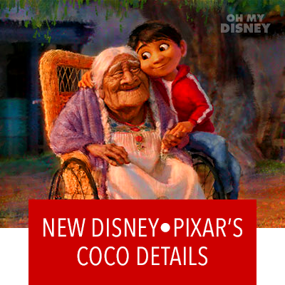 COCO CAST DETAILS, PLOT, AND CONCEPT ART