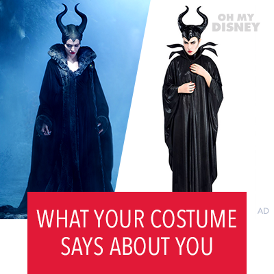 What Your Disney Costume Says About You