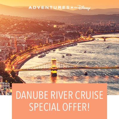 Danube River Cruise Special Offer!