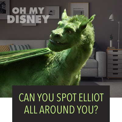 WE'VE BEEN SPOTTING ELLIOT FROM PETE'S DRAGON EVERYWHERE AND YOU CAN TOO