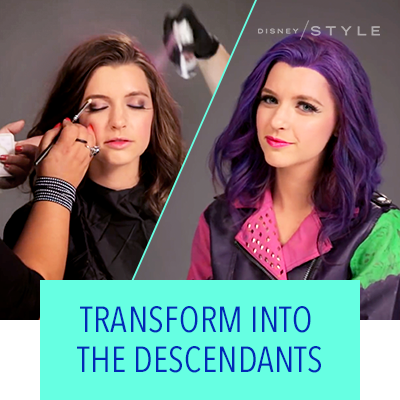 Transform Into the Descendants