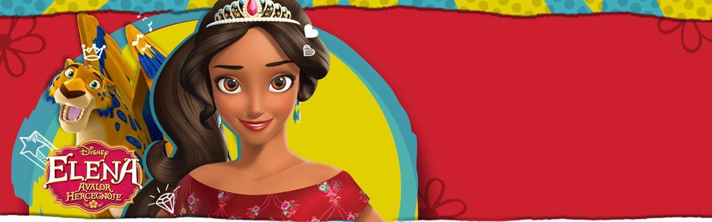 Elena of Avalor - New Series - Homepage hero