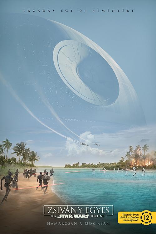 Zsivány Egyes - Egy Star Wars történet
