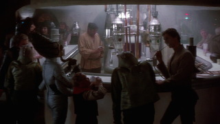 My Favorite Scene: An Old Man, a Young Man, and Two Droids Walk Into a Bar
