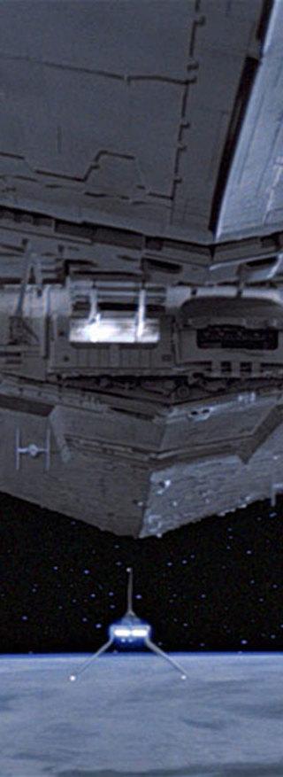 Star Wars: Return Of The Jedi Story Gallery