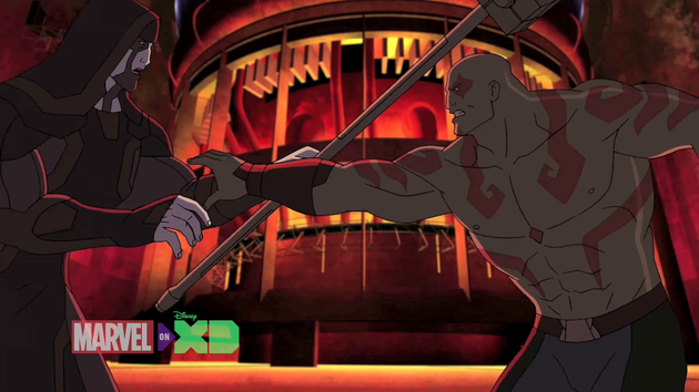 Marvel's Guardians of the Galaxy Season 1, Ep. 16 - Clip 1