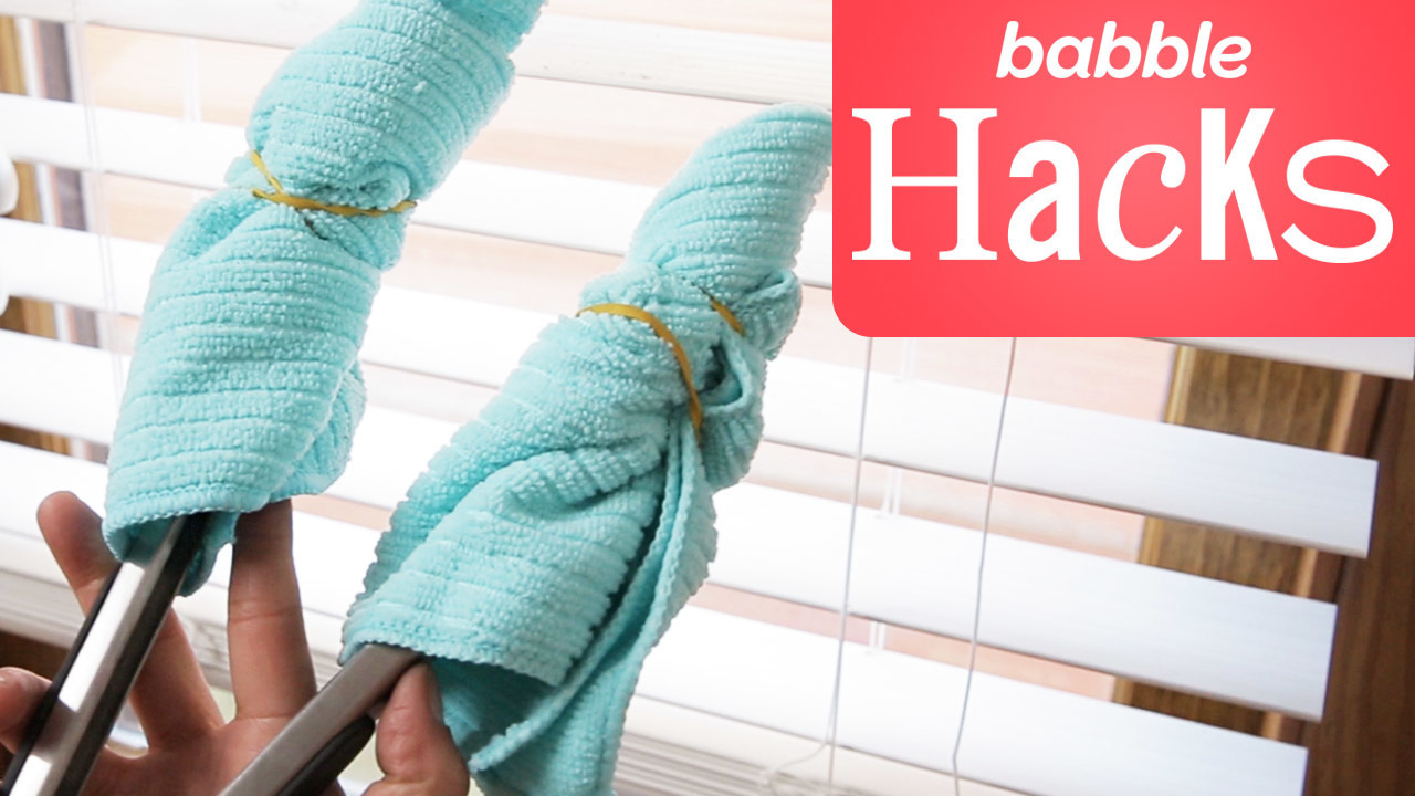 Babble: Hacks Blind Cleaning