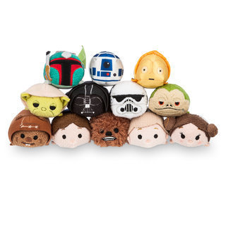 Star Wars Tsum Tsum Collection Coming to Disney Store