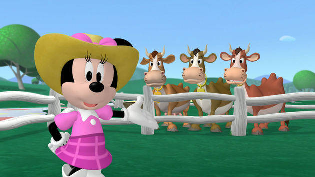 Mickey Mouse Clubhouse Music Video: Mickey & Donald Have A Farm