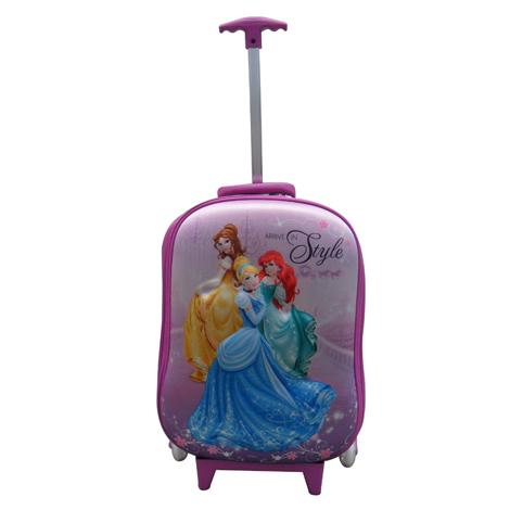 กระเป๋ามีล้อลากเจ้าหญิงดิสนีย์