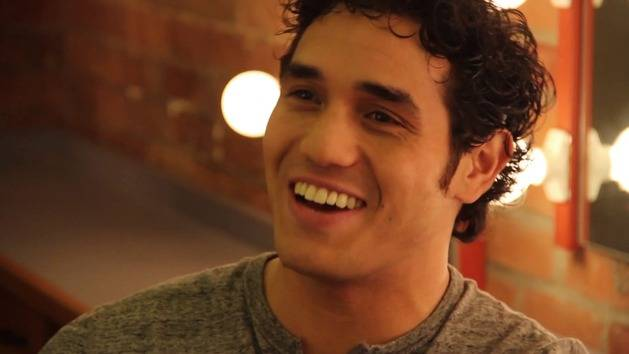 Adam Jacobs - Artist Spotlight - Disney's Aladdin on Broadway