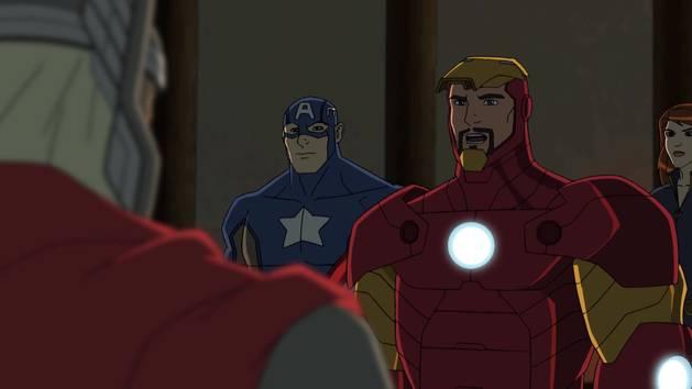 Avengers Assemble - De Doomstroyer