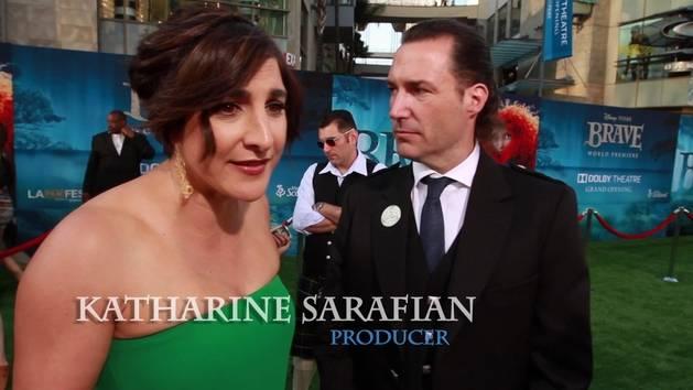Brave Red Carpet Premiere - Disney Insider