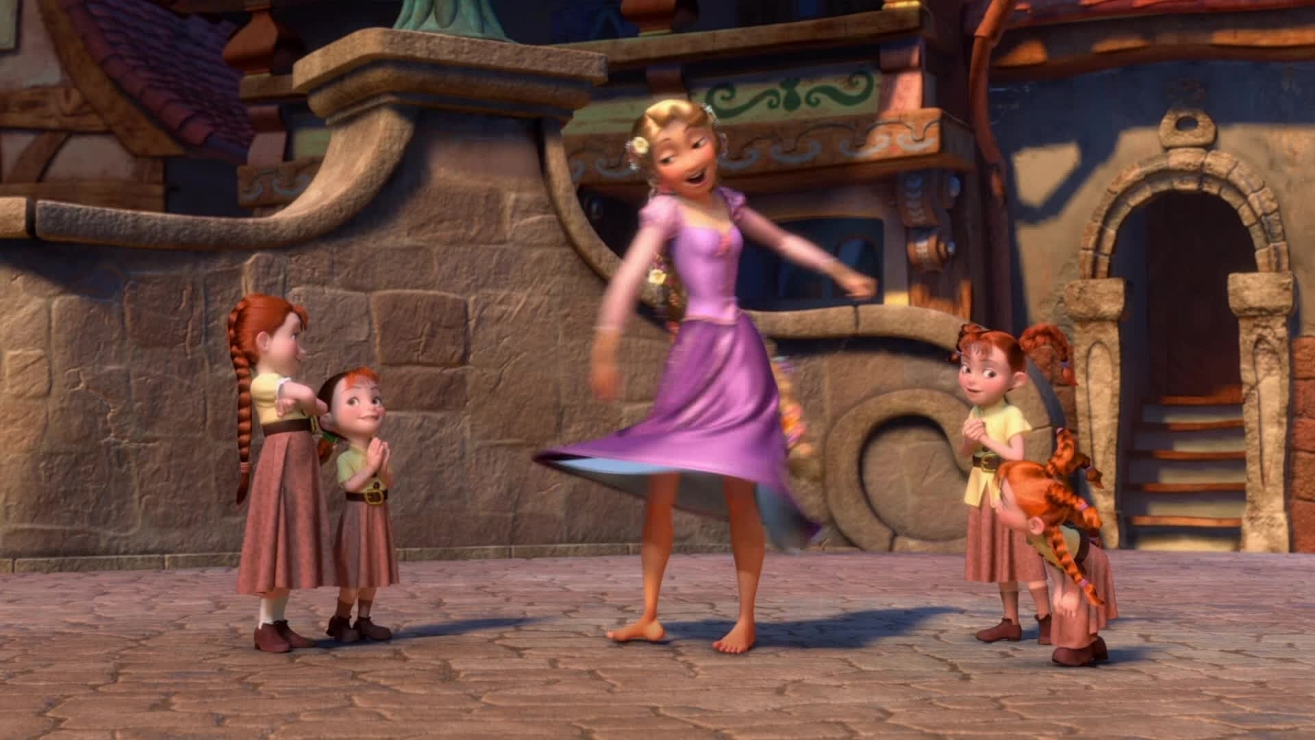Följ dina drömmar - Rapunzel