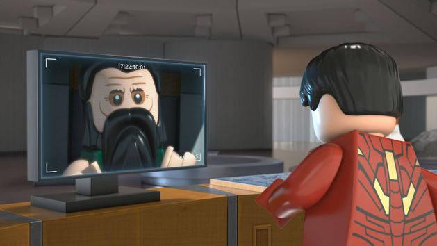 Episode 3 - Obnoxious Mandarin! - LEGO Marvel Super Heroes