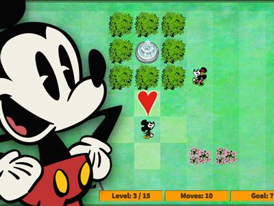Topolino e Minni: I verdi labirinti di Parigi