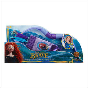Brave: Merida Bow and Arrow Set (Purple)