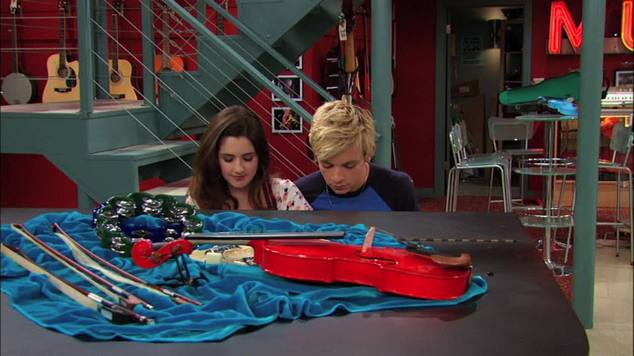 Austin e Ally - canzone - It's Me, It's You
