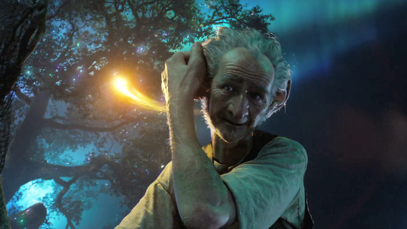Trying To Catch A Phizzwizard | Disney's The BFG