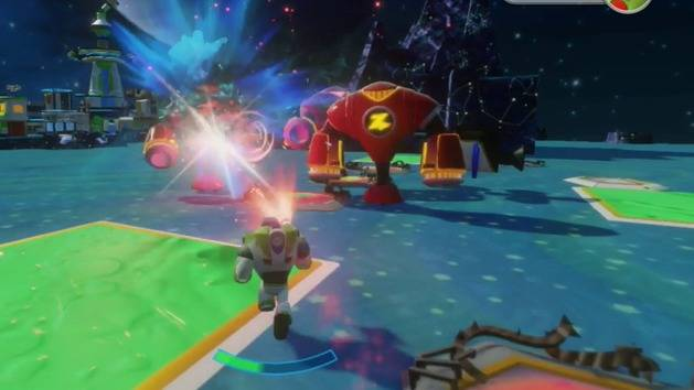 Astro Blasters - DISNEY INFINITY Toy Box