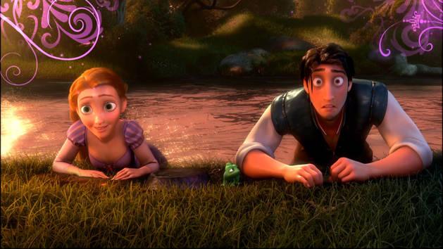 Princesa del mes Octubre - Rapunzel