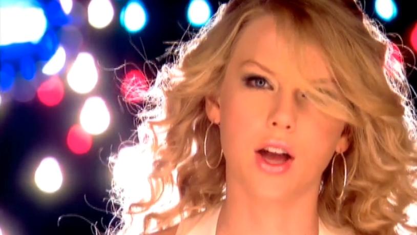 """Change"" - Taylor Swift"