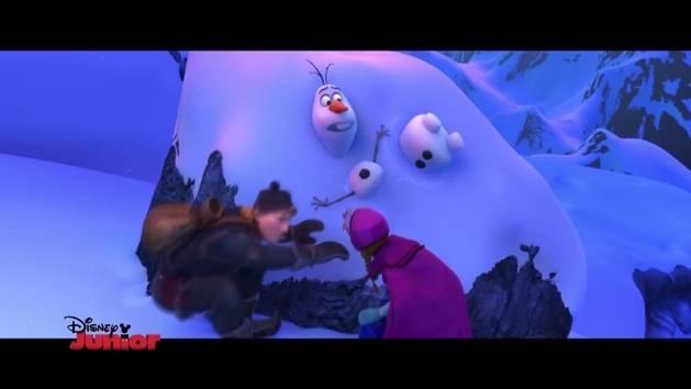 Frozen - TuttOlaf - Le rotture..
