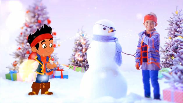Disney Junior Kerst Festijn