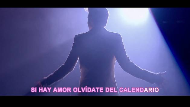 Videoclip Karaoke Violetta - Amor En El Aire