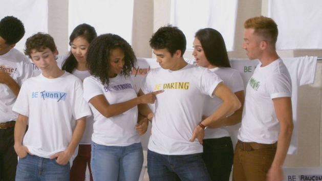 ABC Family Stars on Bullying Prevention (:15)