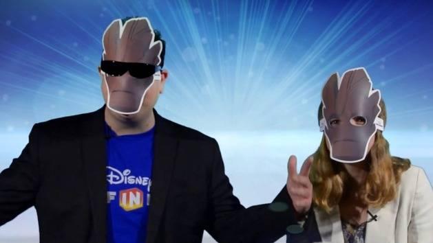 Ep. 37 - Groot Inside Look - Disney Infinity Toy Box TV