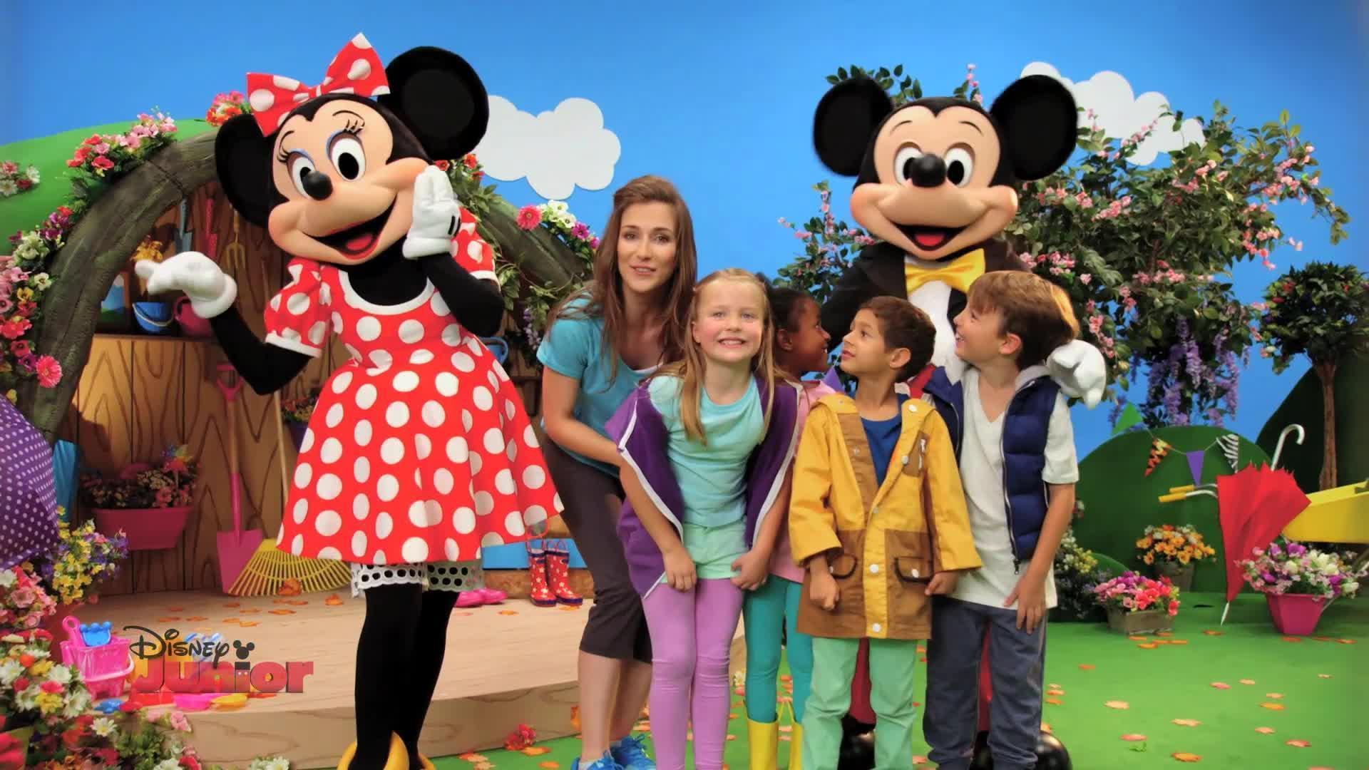 Ruszaj się z Mikim i przyjaciółmi - pogoda