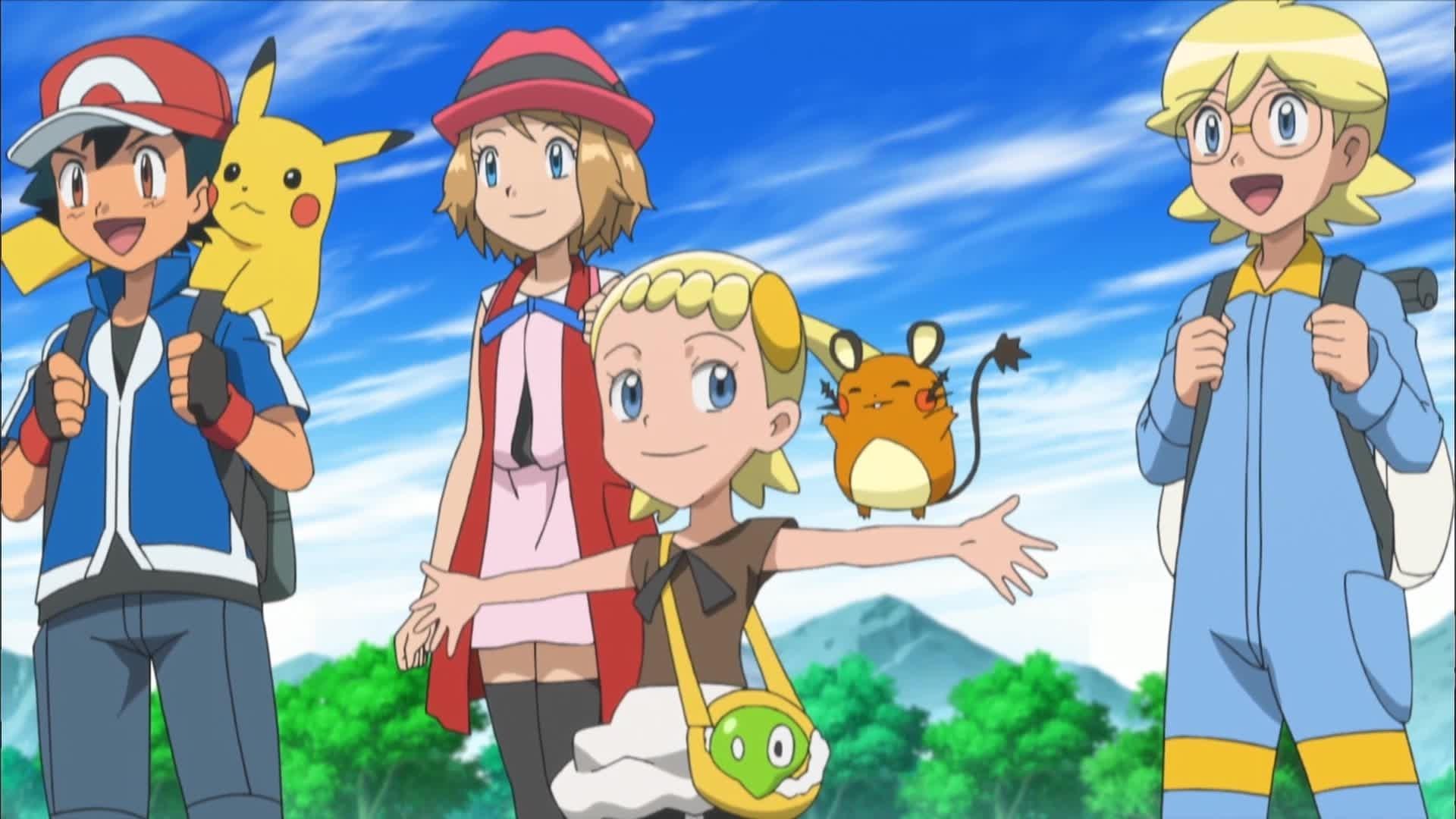 Pokemon - Aflevering 30 - Seizoen 19